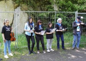 Alumnes viatge a Mauthausen1